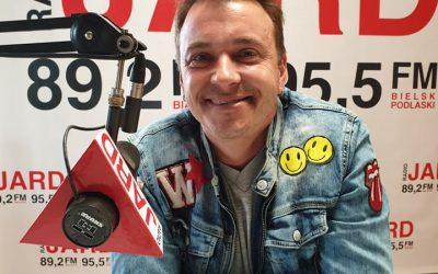 13.08.2019r.: Radek Liszewski – lider zespołu WEEKEND