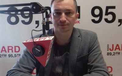10.09.2019r.: Marcin Siekierko – dyrektor Gminnego Ośrodka Kultury wMichałowie