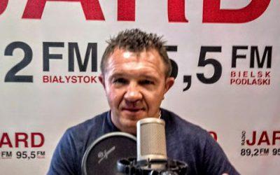 09.09.2019r.: Dariusz Snarski – organizator gali Chorten Boxing Show