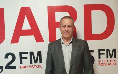16.09.2019r.: Henryk Koc – prezes Podlaskiego Związku Hodowców Królików Rasowych iDrobiu Ozdobnego