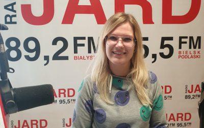 18.10.2019r.: Marta Wołos – wolontariuszka Białostockiego Schroniska dla Zwierząt