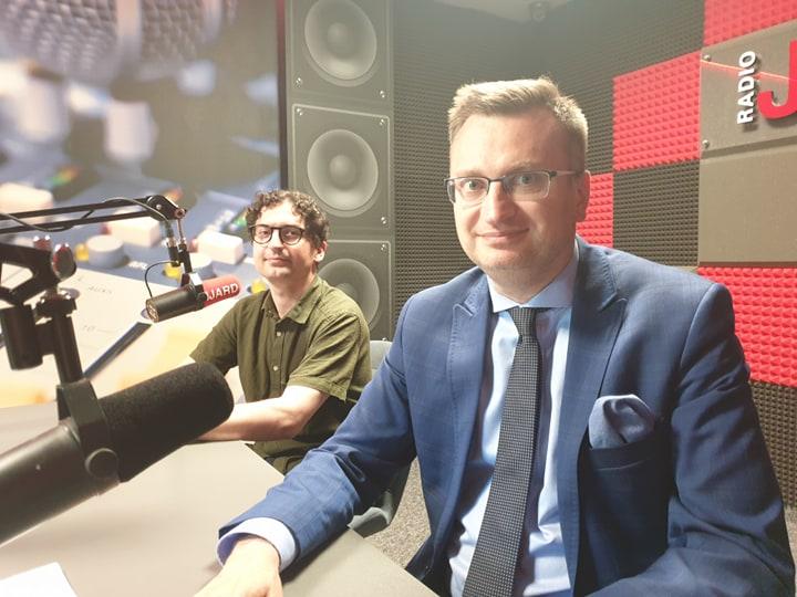 [A MOJE MIASTO TO BIAŁYSTOK!] – autorska audycja informacyjno-publicystyczna Radia JARD przygotowywana we współpracy z Miastem Białystok – odcinek 11 (16.06.2021r.)