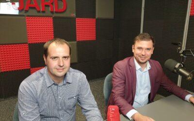 A. Łuckiewicz i P. Kruszewski: Za mniej więcej dwa tygodnie premiera teledysku promującego miasto i gminę Wasilków z udziałem samych mieszkańców